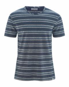 T-shirt sportif à rayures