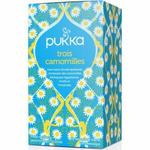 PUKKA Infusion 3 Camomilles