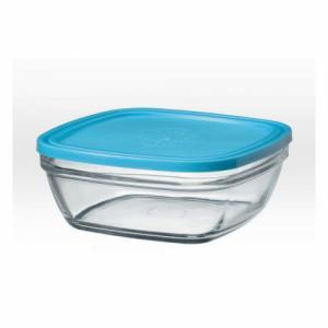 Duralex freshbox carré en verre 2 litres