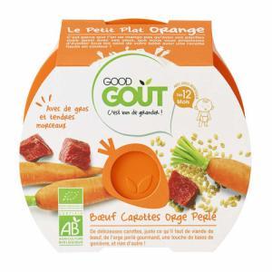 Good Gout Le petit plat orange dès 12m