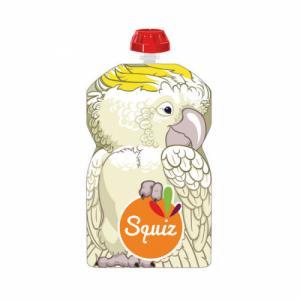 SQUIZ Gourde x 1 Cacatoes 130ml