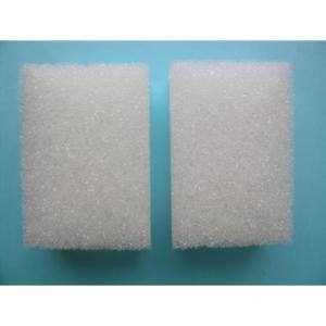 Deux éponges pierre d'argile blanche