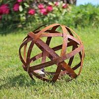 Boule à arceaux en métal Diam. 40cm