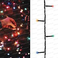 Guirlande lumineuse extérieure clignotante - 8 fonctions 192 Leds