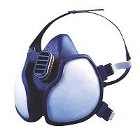 Masque de protection respiratoire à cartouches