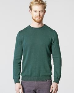 Pull homme en coton bio et chanvre