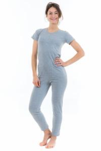 Combinaison pantalon femme jersey zen