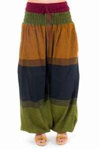 Pantalon saroual bouffant soft babacool