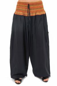 Pantalon sarouel grande taille Sundhara