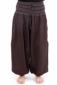 Pantalon sarouel large grande taille Tahiki