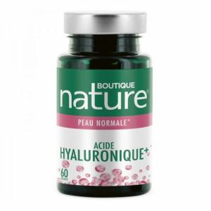 Acide hyaluronique + - 60 gélules