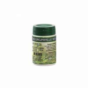 Chlorophylle magnésienne - Pot de 60 gélules
