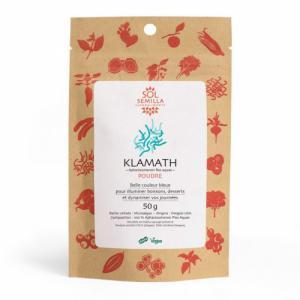 Klamath crue en poudre - Super algue bio 50g