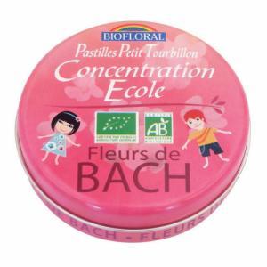 Pastilles Petit tourbillon bio sans alcool - Fleurs de Bach 50g
