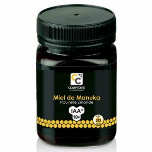 Miel de Manuka IAA 10+ Pot de 500g
