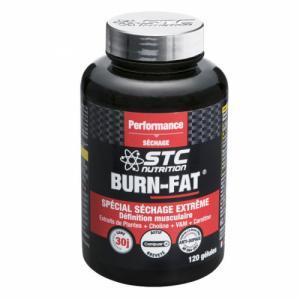 Burn Fat - Brûleur de graisses - 120 gélules