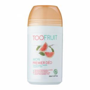 Mon premier déodorant bio Pamplemousse Menthe - Sans alcool - 50ml