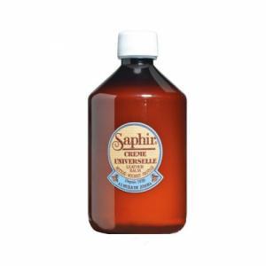 Cirage crème universelle pour le cuir Incolore 500 ml