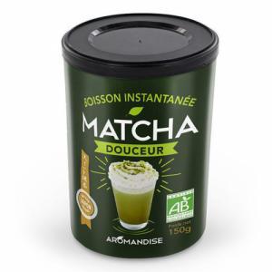 Matcha Douceur - Boisson instantanée bio - 150g