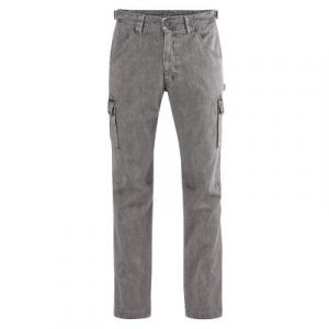 Pantalon cargo taupe coton bio chanvre