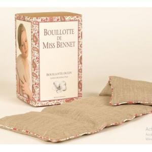Bouillotte de lin de Miss Bennet