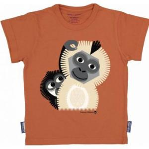 T-shirt coton bio gibbon