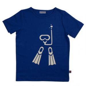 T-shirt Bio enfant 'plongeur'