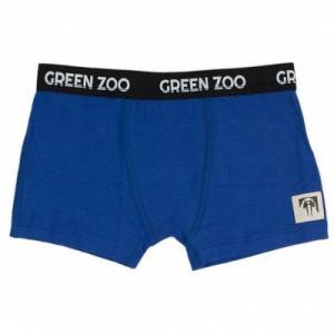 Boxer garçon green zoo en bambou