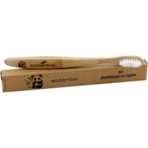 Brosse à dents en bambou poils durs