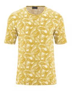 T-shirt imprimé palmiers pour Homme