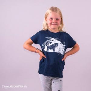 T shirt coton bio équitable MANAUS  Gare au gorille