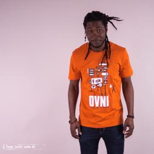 """T-shirt bio équitable DOUALA """"O.V.N.I"""""""