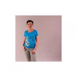 T-shirt équitable coton bio JALNA  Les vaches