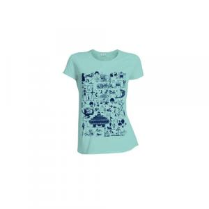 "T-shirt équitable coton bio JALNA ""Mic Mac"""