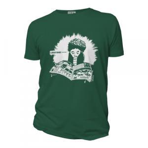 "T-shirt bio équitable DOUALA ""Logotomie"""