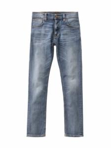 Tilted Tor 18 -  Cold Blue - Nudie Jeans