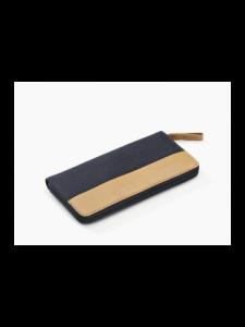 Travel Wallet - navy - Qwstion