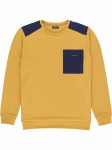 Patrik Sweatshirt - Mustard - Bask in the sun
