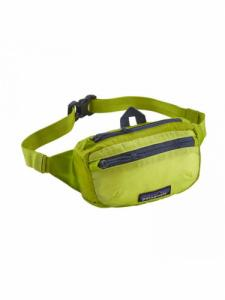 Banane Lw Mini Travel Hip - Light gecko green - Patagonia