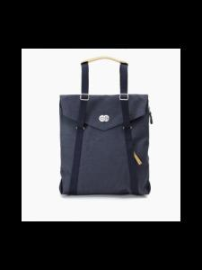 Tote - Organic navy - Qwstion