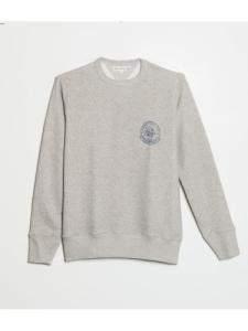 344 sweatshirt eskimo - Grey mel - Merz B schwanen