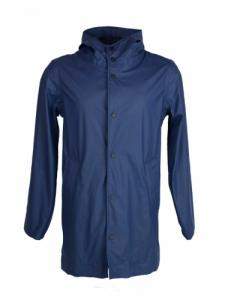 Abram raincoat - Royal blue - Ecoalf