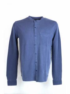 Cedric shirt - Ocean blue - Ecoalf