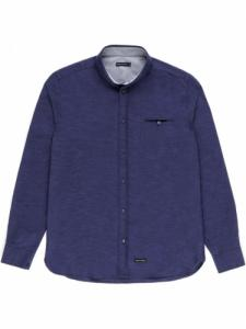 CHARLY shirt  - Blue - Bask in the sun