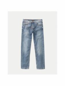 Steady Eddie II - Pure Blue - Nudie Jeans