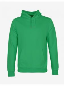 Classic Organic Hood - Kelly Green - Colorful Standard