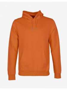 Classic Organic Hood - Burned orange - Colorful Standard