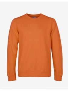 Classic Organic Crew - Burned Orange - Colorful Standard
