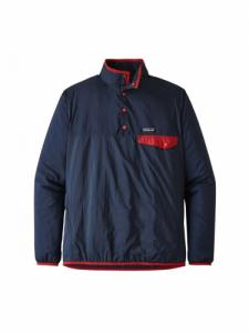 Houdini Snap-T P/O - Stone Blue w/New Navy - Patagonia