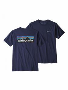 P-6 Logo Organic - Classic navy - Patagonia